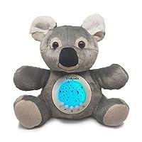 ❤️ KOALA PROTEGGI SOGNI ❤️Il Koala è anche chiamato l'orsacchiotto con la tasca perché adora riposare insieme ai propri piccoli, coccolandoli e donandogli tutto l' amore di cui hanno bisogno!GRAZIE AI SUOI SUONI: il tuo bimbo si addormenterà ...