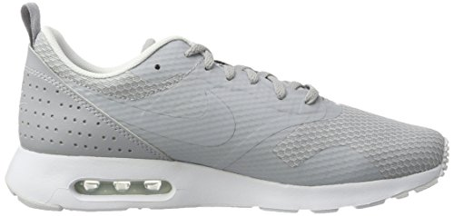 Nike Men's Nike Air Max Tavas Shoe, Chaussures de Fitness Homme Gris (Wolf Grey/Wolf Grey-White)