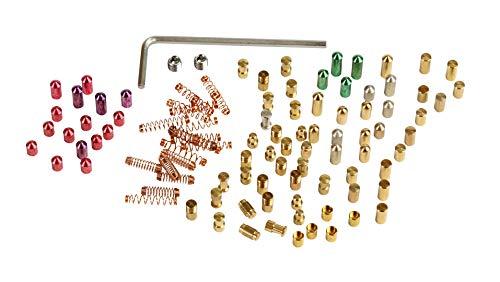 Pinning-Kit 3.0 Standard & Security 100-tlg. für Multipick Lockpicking Übungsschloss Trainingszylinder -
