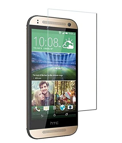 ARS Transparent Tempered Glass for Htc Desire 700