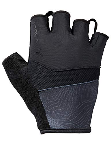 Vaude Herren Advanced Gloves II Kurzfinger-Radhandschuh Handschuhe, Black, 11