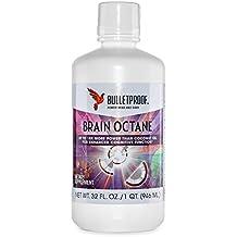 Bulletproof Upgraded Brain Octane Oil (C de 8MCT aceite, 940ml)