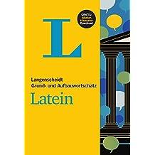 Langenscheidt Grund- und Aufbauwortschatz Latein - Buch mit pdf-Download