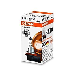 Osram ORIGINAL H11, 64211, 12V, 1er Faltschachtel