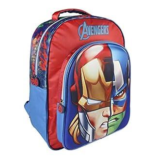 Avengers CD-21-2112 2018 Mochila Infantil, 40 cm, Multicolor