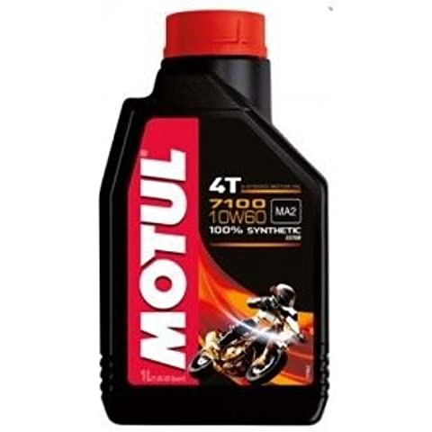 OLIO MOTUL 7100 4T 20W50 100 % SINTETICO - 20w50 Olio