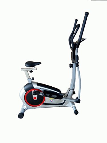 Fit Tec Magnetic Elliptical Cross Trainer Heavy Duty