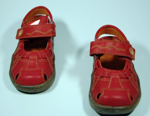 TMA , Sandales pour femme Rouge - Rouge