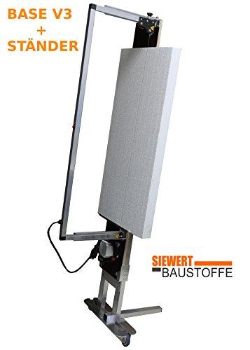 Preisvergleich Produktbild SLITek BASE V3 + Ständer Styroporschneider Styroporschneidegerät Thermosäge WDVS Schneidegerät