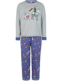 Monsoon Pyjama en jersey motif chevalier Edward