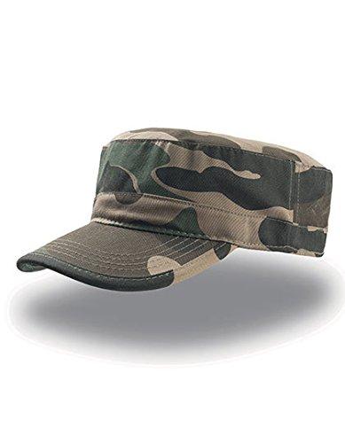 Army Cap Target in / Atlantis Camouflage