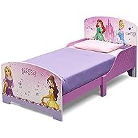 Preisvergleich für Delta Princess Kleinkindbett aus Holz (Rosa)