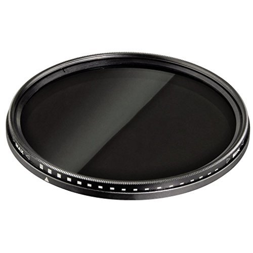 77mm Bullet Optics Variable HD Multi-Coated Neutral Density (ND) Filter for Canon EF 100-400mm f/4.5-5.6L IS USM Lens  available at amazon for Rs.8149