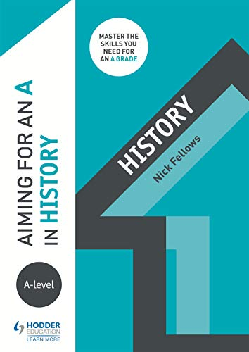 Aiming for an A in A-level History for sale  Delivered anywhere in UK