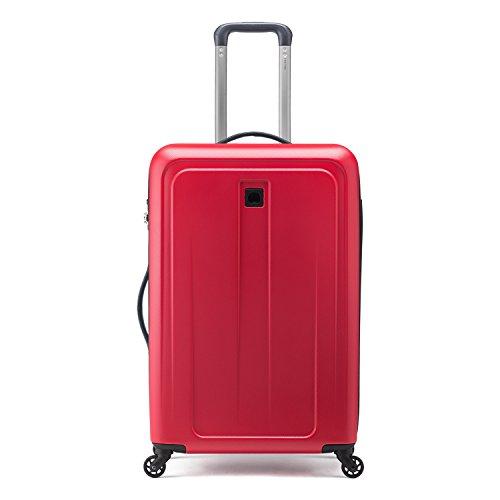 Delsey Equipaje de cabina, rojo (Rojo) - 00379680104