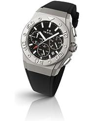 TW Steel Unisex-Armbanduhr CEO DIVER Chronograph Quarz Kautschuk TWCE5008