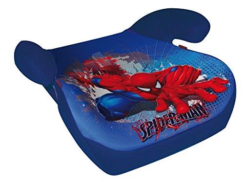 Spider-Man SM-KFZ-065 Spiderman Kindersitzerhöhung, Gruppe II-III, ECE R 44/04 geprüft