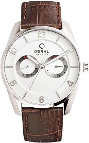 Obaku V171GMCIRN Reloj De Hombre