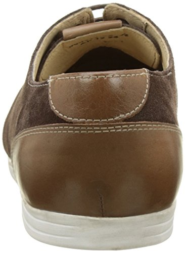 Hush Puppies Doug, Scarpe Stringate Uomo Marrone (Marrone)