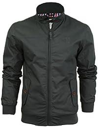 Mens Harrington Jacket by Crosshatch 'Harrinz-Two'