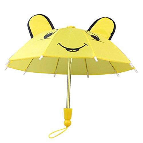 Ouneed Paraguas accesorios para 18 pulgadas chica...