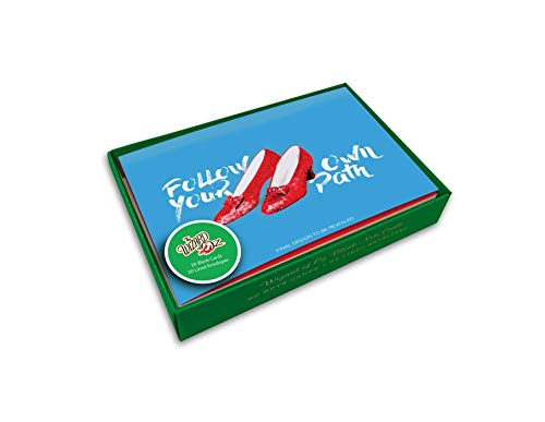 The Wizard of Oz Blank Boxed Note Card Set