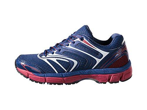 Crivit Damen Freizeitschuhe Laufschuhe Sportschuhe Atmungsaktive Air-Sponge-Sohle für EIN angenehmes Fußklima (37, Violett)