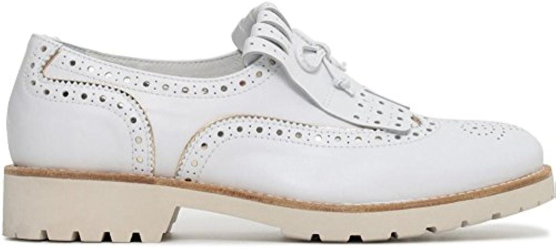 Nero Giardini Mocassini in Pelle P805030D-707 5030 Scarpe Donna Bianche | Di Qualità Dei Prodotti  | Gentiluomo/Signora Scarpa
