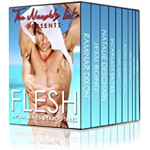 Flesh: Alpha Males and Taboo Tales (The Naughty List Bundles Book 1) (English Edition)