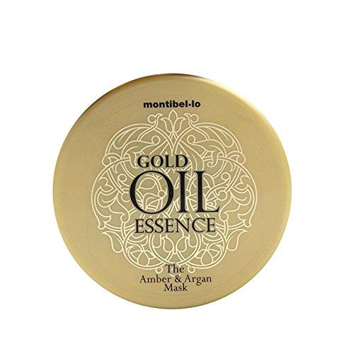 Montibel.lo Gold Oil Essence Bi Phase Conditioner with amber and argan oil 400ml by Gold Oil Essence