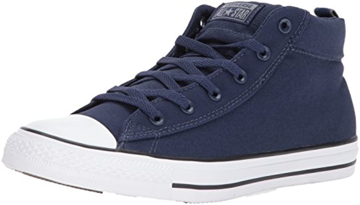 Converse Mens High Street Canvas Mid Sneaker