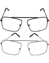 Criba Anti-Reflective Goggle Unisex Sunglasses - (RSNJKJUY|50|White Color)