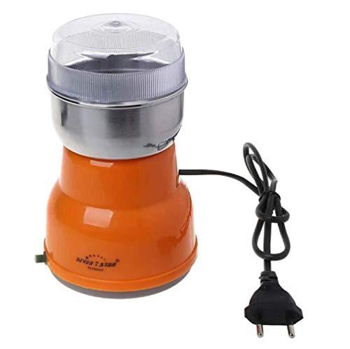 QHY Cocina Eléctrica 220V Fresadora Hogar Amoladora