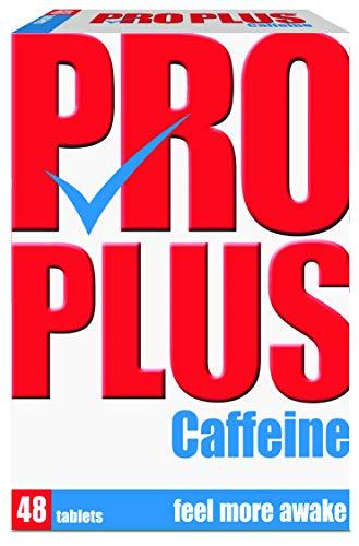 Pro Plus Caffeine 48 Tablets…   06228797148017