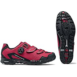 Zapatos de trekking NORTHWAVE OUTCROSS PLUS Dark Red, Tamaño:gr. 44