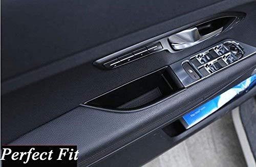 Accoudoir en Plastique ABS Porte boîte de Rangement Porte-Gant Porte-Plateau Accessoires pour Evoque 2016 2017