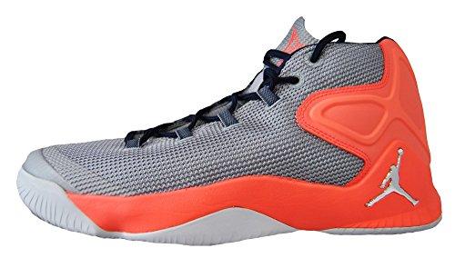 new concept bd263 e6e19 Nike Herren Jordan Melo M12 Basketballschuhe, Grau, 42 EU