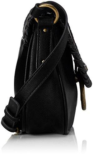 ESPRIT - 097ea1o002, Borse Tote Donna Nero (Black)