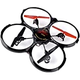 Toyshine LHX 7/4 2.4 Ghz Remote Control Drone 6-Axis Quadcopter (WITHOUT CAMERA) Assorted Color