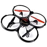 Toyshine LHX 7/4 2.4 Ghz Remote Control Drone 6-Axis Quadcopter (WITHOUT CAMERA) Assorted