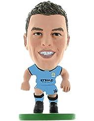 Edin Dzeko SoccerStarz Figure - Manchester City