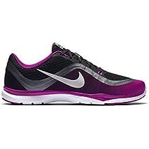 Nike W Flex Trainer 6 Print, Zapatillas de Gimnasia para Mujer