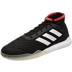 Adidas Predator Tango 18.3 TR, Scarpe da Calcio Uomo, Nero Cblack/Ftwwht/Solred, 42 2/3 EU