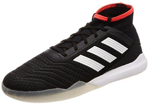 Adidas Predator Tango 18.3 TR, Botas de Fútbol para Hombre, Negro (Core Black/FTWR White/Solar Red), 46 EU
