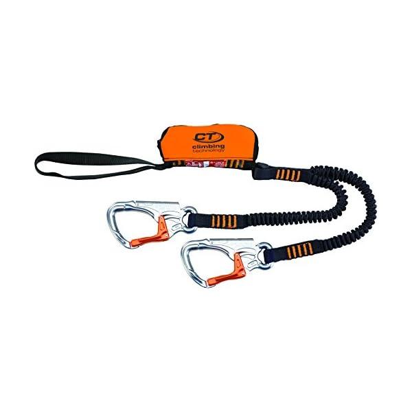 Bekleidung Damen Climbing Technology Progrip Ferrata Handschuhe Klettersteig