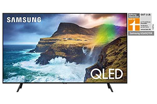 Samsung GQ65Q70RGTXZG 163 cm (65 Zoll) Flat QLED TV Q70R (2019)