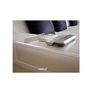 Support Plexiglas protecteur et de soutien pour canapé Chaise Longue