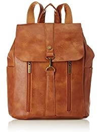 Lino Perros Women's Shoulder Bag (Tan)