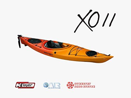 Kayak XO 11 GS SKEG de POINT65 N