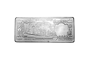 Om Gold 999 Purity 500 Grams Silver Bar